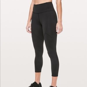 Brand new! Lululemon To The Beat Tights 24""